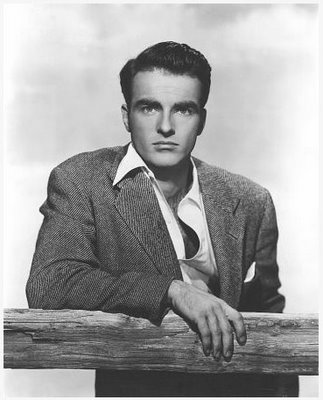 Gorgeous Montgomery Clift