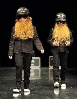 ZZ Top Kids clothes